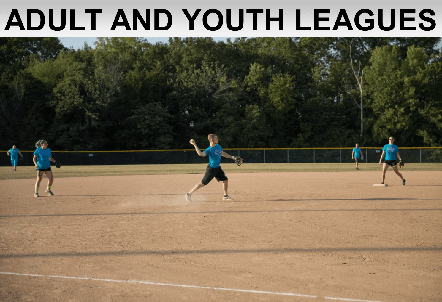 ADULT AND YOUTH LEAGUES