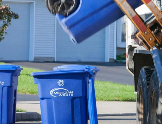 Meridian Waste Recycling